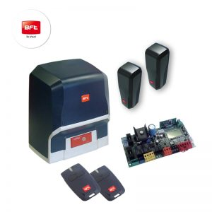 BFT ARES ULTRA BT A1000 Sliding Gate Automation Kit