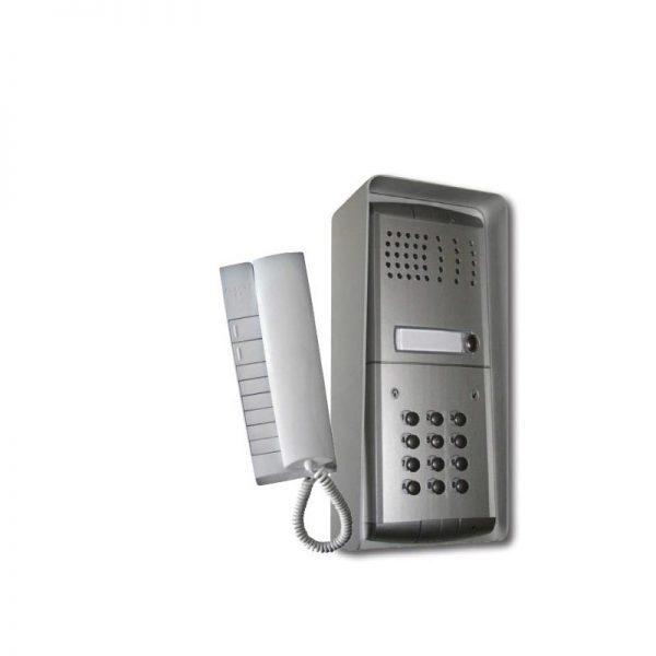 Farfisa 1PEXFD Audio Gate Intercom with Keypad