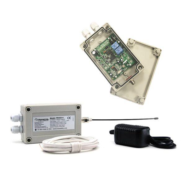 LiftMaster 2 Channel Universal Receiver PR433-4
