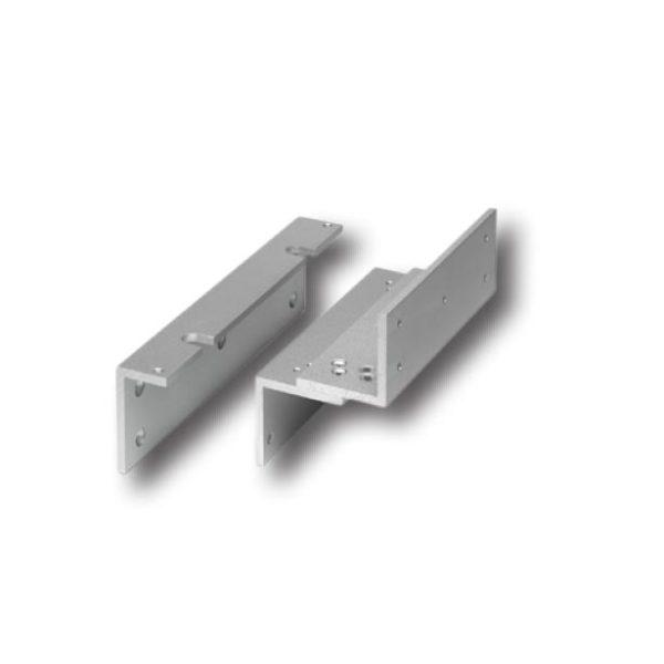 Z & L Mounting Brackets for SRS EM500-10 Magnetic Lock