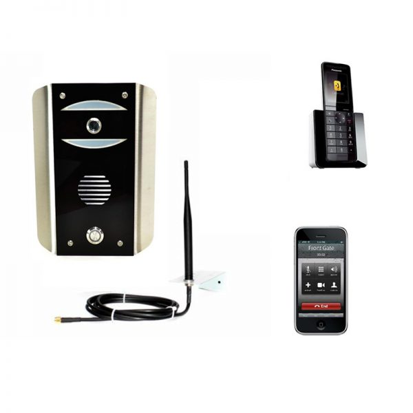 AES Cell Com Prime GSM-5AB/3GE Gate Intercom