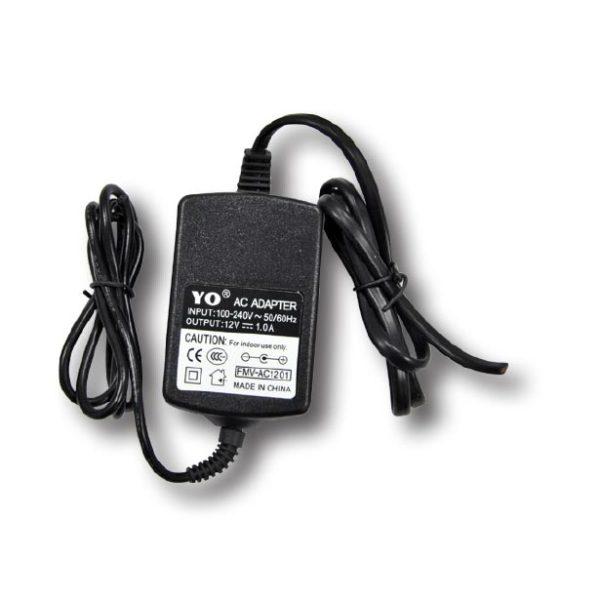 Daitem 12V DC / 2.0 Amp Power Supply