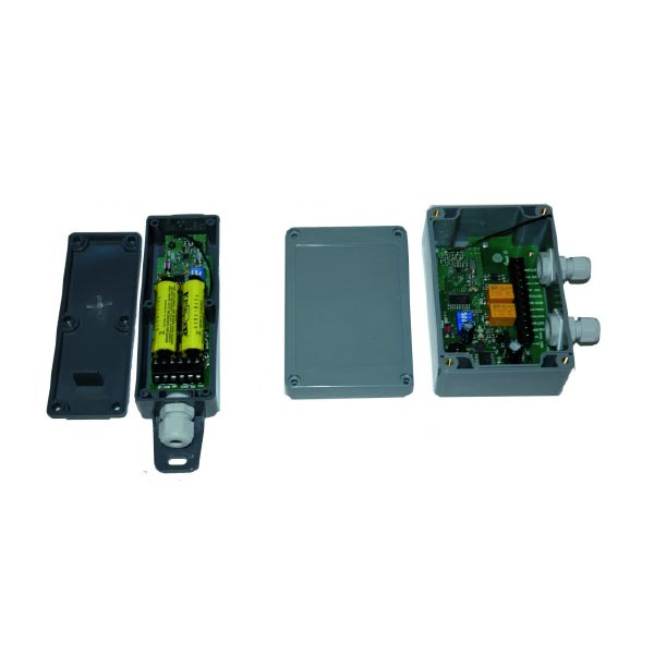 2 Channel Safety Edge Controller (Transmitter & Receiver)