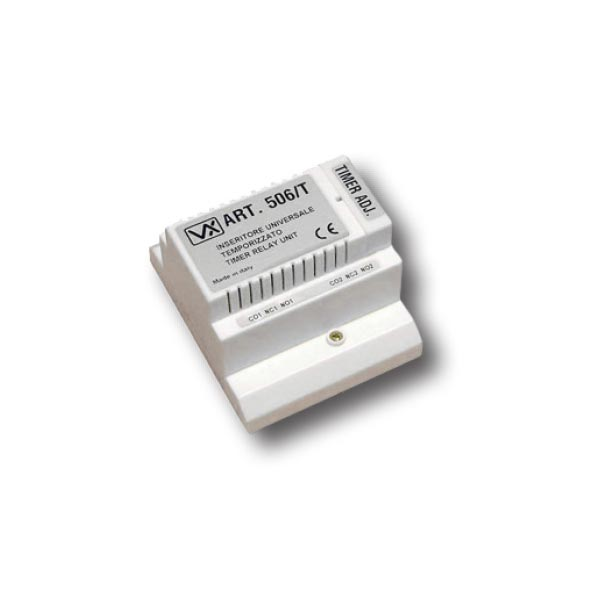 Videx 506-T 12V AC Relay