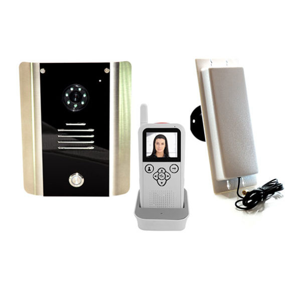 AES 705-AB DECT Video Wireless Gate Intercom (was 605-AB)