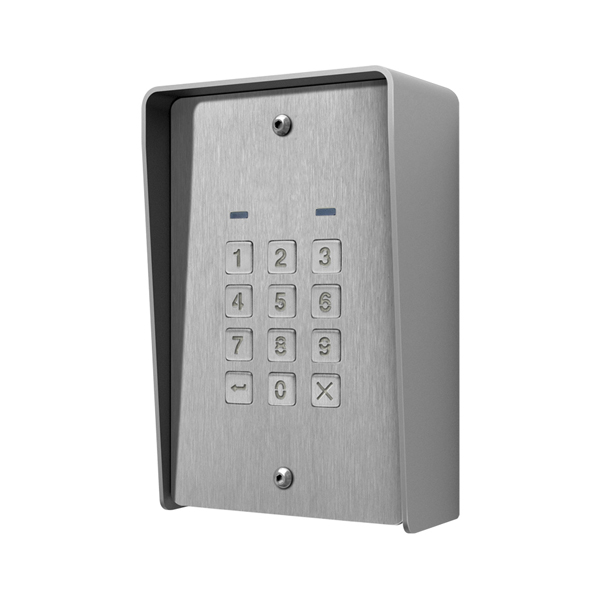 Videx 8901/S Surface Mounted Hard Wired Keypad