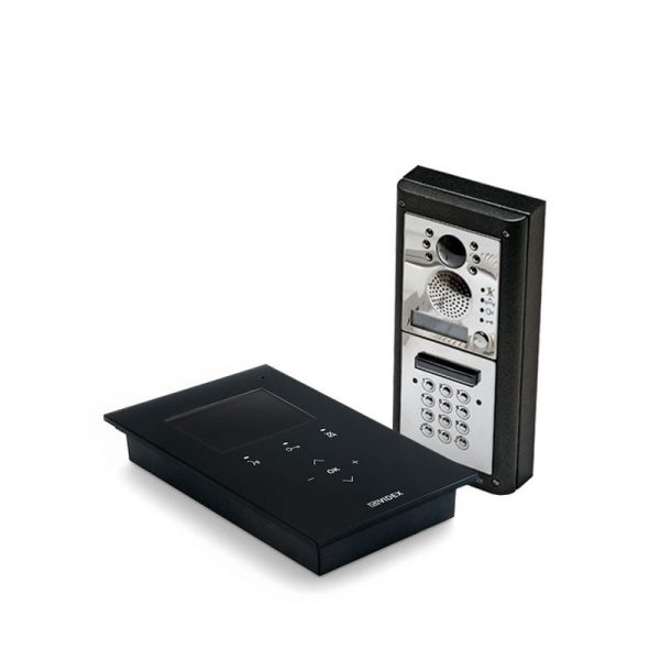 Videx Kristallo Video Gate Intercom with Keypad