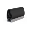 30mm End Edges - Aluminium Backed