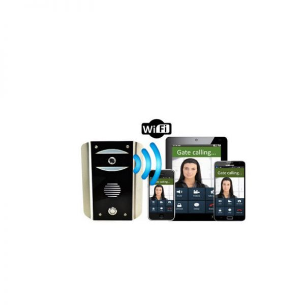 AES WiFi-AB Predator 2 Video Gate Intercom