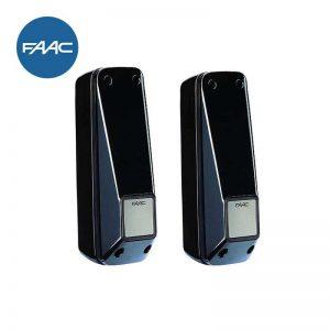 FAAC XP20W D Wireless Infra Red Gate Sensor Photocells