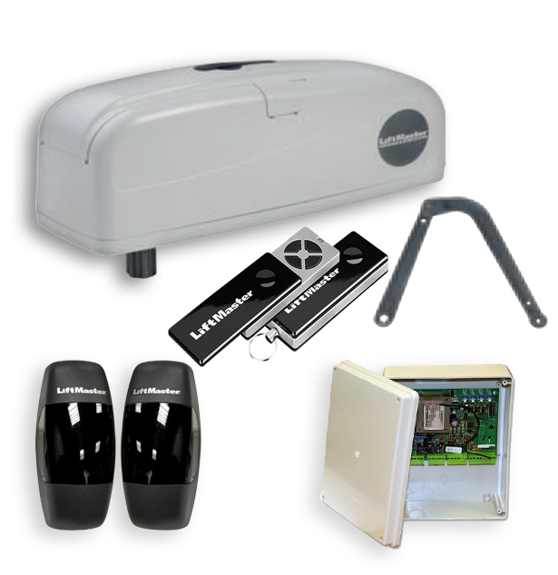 LiftMaster ART 300 - 230V Single Arm Electric Gate Kit