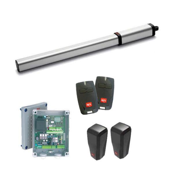 BFT LUX FC 2B Single Hydraulic Arm Electric Gate Kit