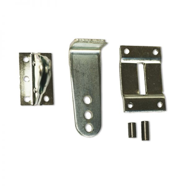 LiftMaster LYN 400 / 424 Post and Gate Mounting Bracket Set