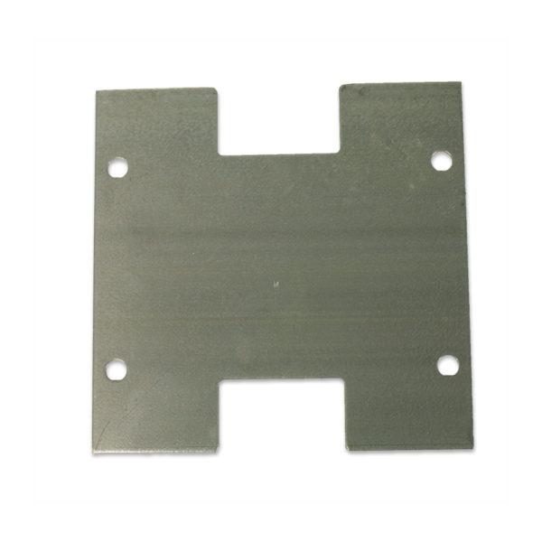 Sliding Motor Lateral Base Plate