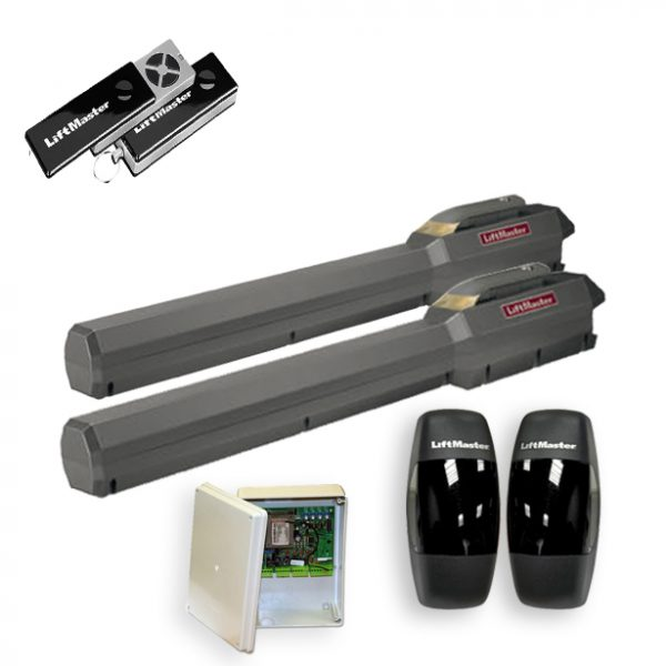 LiftMaster SCS 524 EVO 24V Double Electric Gate Kit
