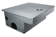 LiftMaster SUB 300 Galvanised Foundation Box