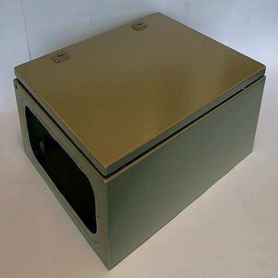 CRN54/200 Steel Lockable Enclosure Box (500 x 400 x 200mm)