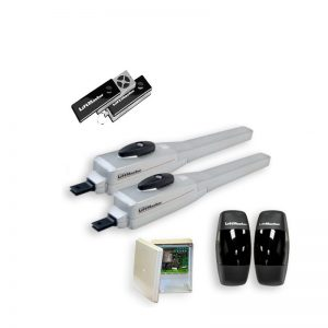 LiftMaster SCS 324 EVO 24V Electric Double Electric Gate Kit