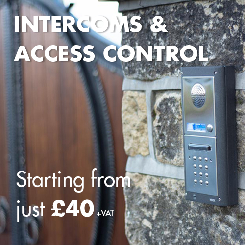 intercoms and access control