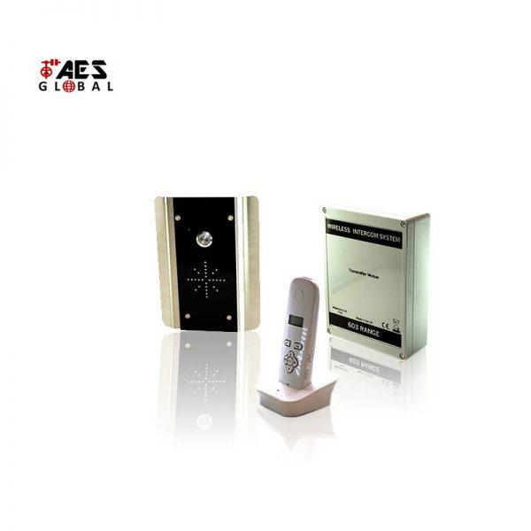 AES 603-AB DECT Audio Wireless Gate Intercom