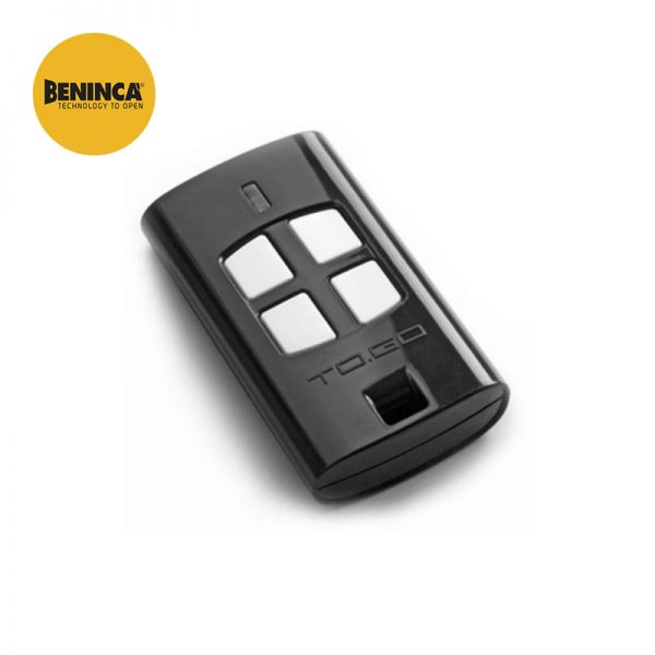 Beninca TO.GOWV 4 Button Remote Control