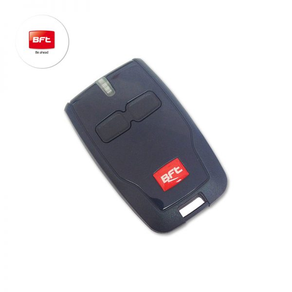 BFT 'Mitto-2' 2 Button RC Gate Remote Control Transmitter