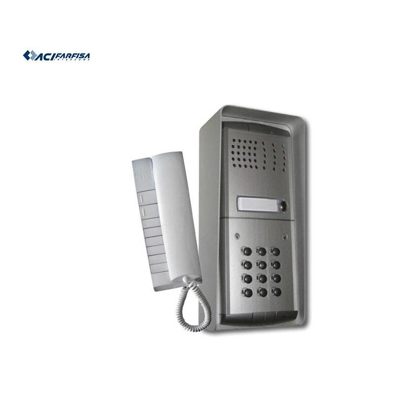 Farfisa 1pexfd Audio Intercom Kit With Keypad