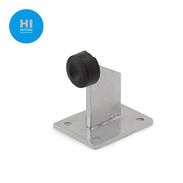 Zinc-Plated Sliding Gate Stop