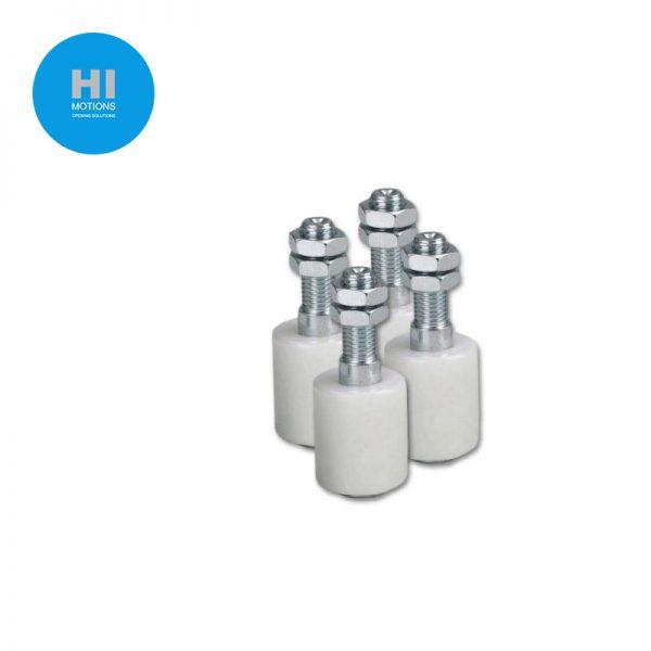 40mm Diameter x 45mm Nylon Roller (x1)