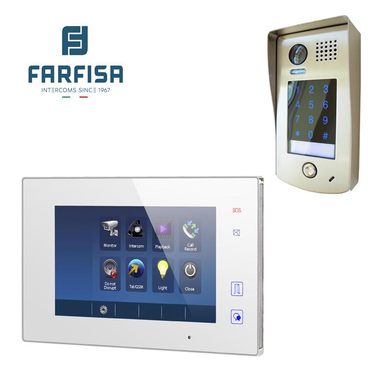 Farfisa See Easy Colour Video Intercom 1sekm Kp