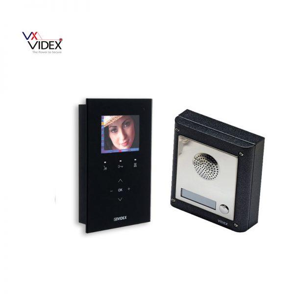 Videx Kristallo Video Gate Intercom