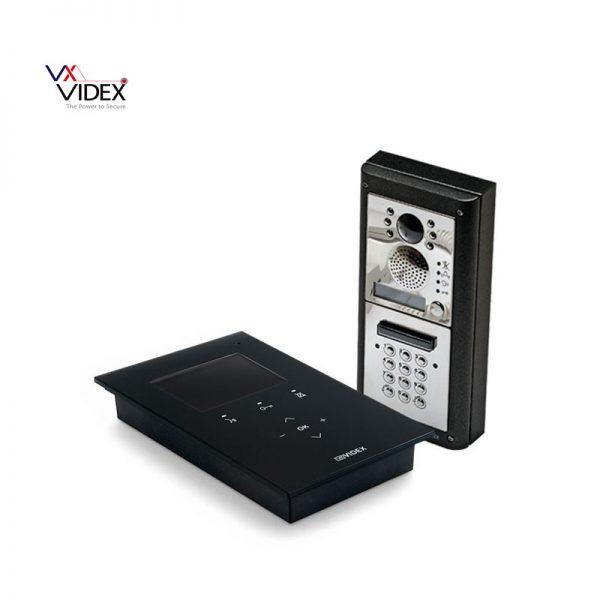 Videx Kristallo Video Gate Intercom with Keypad