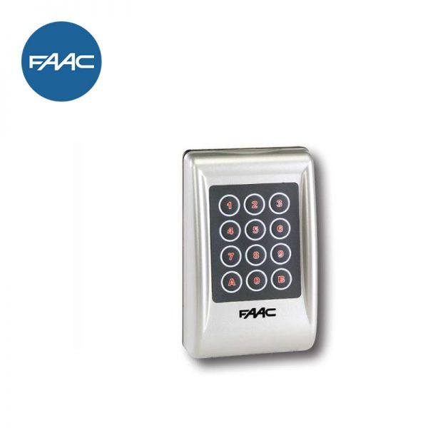 FAAC Wireless Gate Keypad 404026