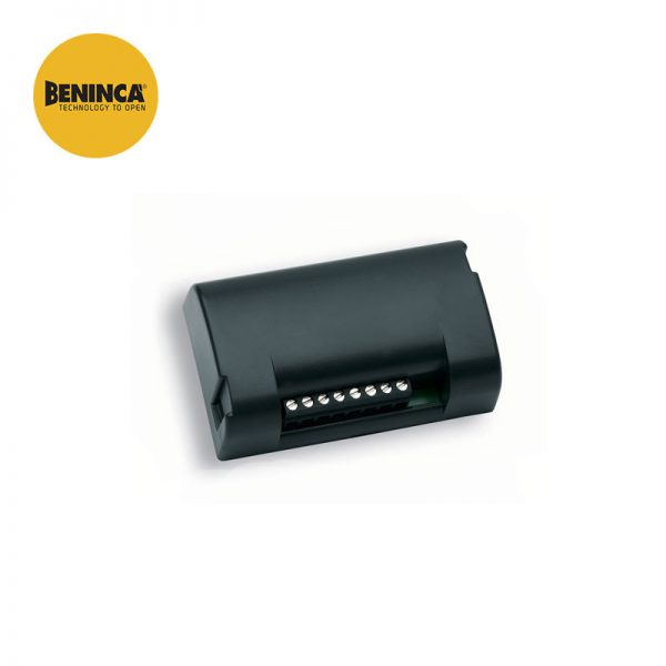 Beninca ONE.2WB 2 Channel 433.92 MHz Universal Receiver (with enclosure)