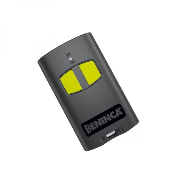 Beninca TO.GO2VA 2 Button Gate Remote Control