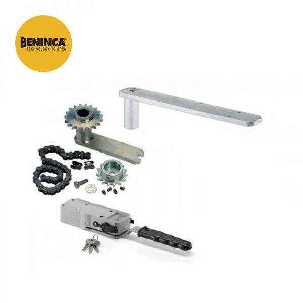 Beninca SB.180.K 180 Deg. Conversion Kit with Key (for DU.350)