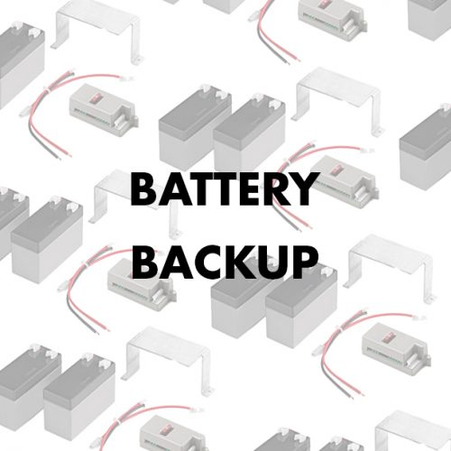 Battery Back-Up