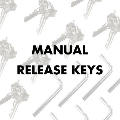 Manual Release Keys