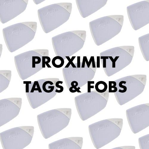 Proximity Tags / Key Fobs