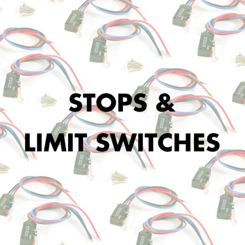 Stops & Limit Switches