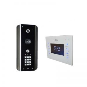 AES Styluscom-ABK Long Range Intercom with Keypad