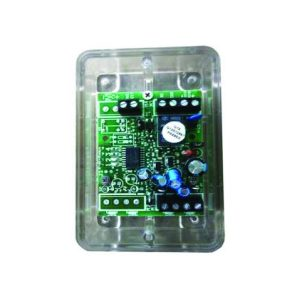 BSO2 Hard Wired Safety Edge Relay - 2 Channel