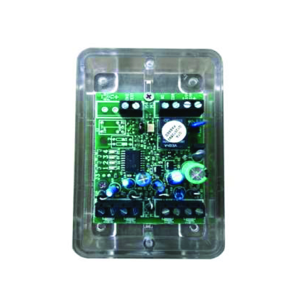 BSO2 Hard Wired Safety Edge Relay - 4 Channel