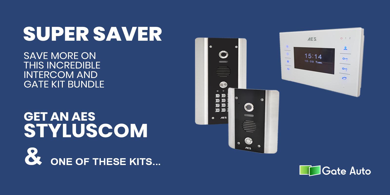 super saver gate kit bundle